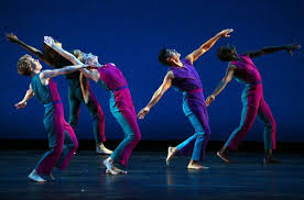 Dance Group Review Mark Morris Playfully Tackles Sport At Mostly