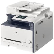 Canon Imageclass Colour Wireless All In One Laser Printer Mf624w