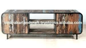Modern Industrial Tv Stand Stands Style  Wooden Vintage Buy Cheap Throughout Rustic U84