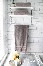 towel holder ideas. Bathroom Towel Rack Ideas Lovely For More Bunch Of Bar Holder E