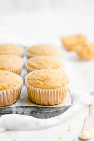 The Ultimate Healthy Cornbread Muffins Amys Healthy Baking