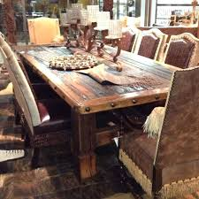 barn wood dining room table rustic wood dining table and add barn style table and add