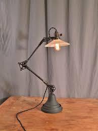 industrial look lighting. Vintage Industrial Style Desk Lamp On Storenvy Look Lighting I