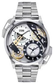<b>Наручные часы</b> STORM Dualon <b>Silver</b> — купить по выгодной цене ...
