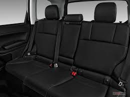 2018 subaru forester rear seat