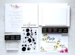 diy wedding invitation kit and wedding invitation and cards rubber stamping wedding kit from how to