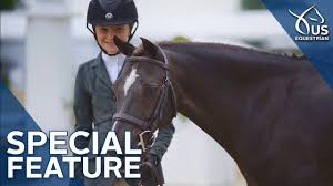 2019 USEF Pony Finals Daily Wrap 1 - YouTube
