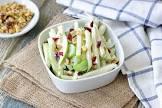 apple and celery salad  ww