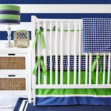 caden lane limited edition preppy navy crib set cn lepnb 2psblktbmp
