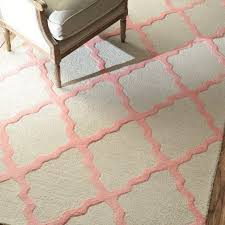 trellis grey and pink stripe rugs is a handmade rugs that is made from wool blend mainly use for indoor the rugs is rectangle in shape with attractive