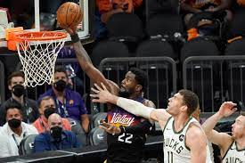 Halfway there: Suns beat Bucks for 2-0 ...