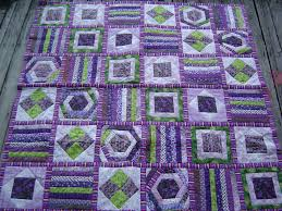 Purple Quilt Patterns Cool Decorating Design
