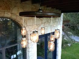 wagon wheel chandelier gorgeous best ideas about light on mason jar items similar to wago