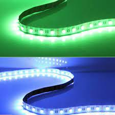 Satın Al RGB LED Işık Band Su Geçirmez Renkli Parti Bar Mall Market Merkezi  Dekorasyon Güzellik Noel Ağacı Kapalı Açık Anahtarı Renk Işık Şeridi,  TL151.34
