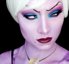 image result for ursula hair tutorial