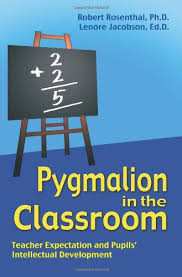 pyg on in the classroom teacher expectation and pupils  pyg on in the classroom teacher expectation and pupils intellectual development robert rosenthal lenore jacobson 9781904424062 com books