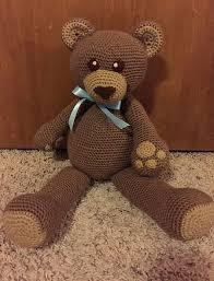 Crochet Teddy Bear Pattern Amazing Crochet Teddy Bear Patterns