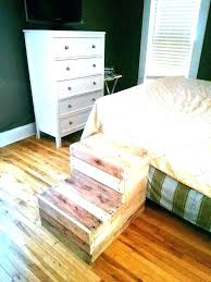 bedside step stool bed step stool bedside bedside step stool wood bedside step stool