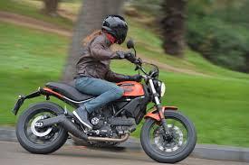 first ride ducati scrambler sixty2 review visordown