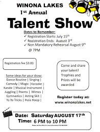Image Result For Elementary Talent Show Flyer Talent Show