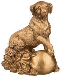 <b>Статуэтка Lefard</b> Собака 156-950 Золотистый купить, цены в ...