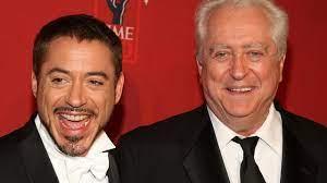 Robert Downey Sr, father of Robert ...