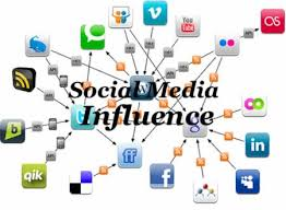 social media and the society written in reverse social media influence