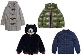 Kids Designer Coats 9 Gender Neutral Winter Coats For Kids All Your Little Ones