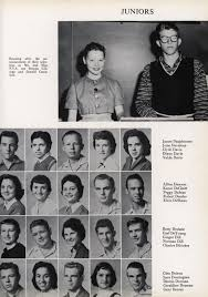 The Yellow Jacket, Yearbook of Thomas Jefferson High School, 1957 ...