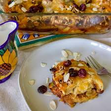 Authentic Mexican Capirotada Bread Pudding