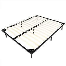 full size bed slats full size metal bed frame wood slats 7 legs bedroom furniture 0