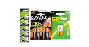 Batteries - Household Essentials - Home & Decor - NOUT.AM