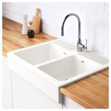 Ikea Domsj Onset Sink 2 Bowls 25 Year Guarantee Read About The