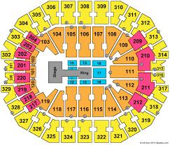Kfc Yum Center Seating Chart