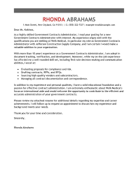 Best Government Military Cover Letter Examples Livecareer Resume