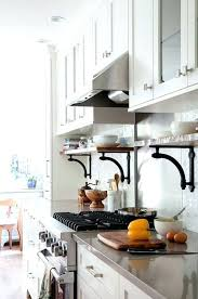 simple kitchen counter corner shelf with regard to idea 10 storage decorating protector garage bread box