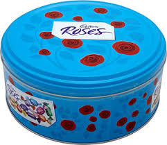 Image result for cadbury roses