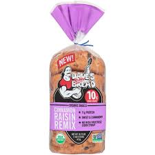 dave s bread cinnamon raisin remix organic bagels