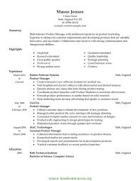 Technical Product Manager Resume Sample Useful Good Manager Resume Technical Product Manager Resume The 2