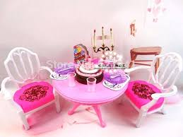 Barbie doll furniture plans Plan Free Barbie Doll Furniture Free Shipping Girl Birthday Gift Play Set Furniture Accessories Table Suit Doll Accessories Barbie Doll Furniture Wiseme Barbie Doll Furniture Barbie Dollhouse With Furniture Shipped Barbie