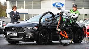 Pro mountain biker makes major round trip for dream motor – Car Dealer  Magazine