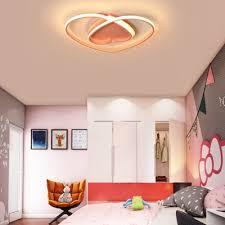 heart living room ceiling light metal