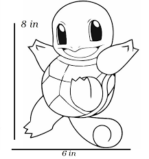 Small Picture Pokemon Coloring Pages Squirtle Free Background Coloring Pokemon