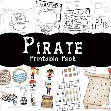 You can provide the information on the sheet to your kid while he/she is coloring. Pirate Coloring Pages Pirate Activities Fun With Mama