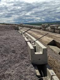 magnumstone soil nailing rening wall install