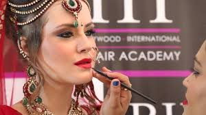 bhi makeup hair academy highlights last batch