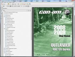 can am outlander 400 efi shop manual can am%20outlander%20400%20efi%20 %20shop%20manual