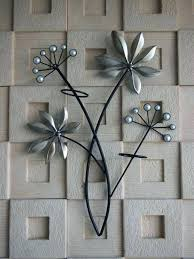 large metal wall plaques wall metal decoration awesome wall art ideas design large hanging flower metal
