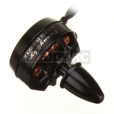 sunnysky x2204s kv2300 ii brushless motor on