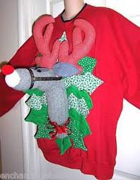 25 Ugly Christmas Sweaters You Wish That You Owned | Babble